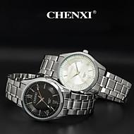 お買い得  -CHENXI® リストウォッチ エミッタ カジュアルウォッチ ホワイト / ブラック / 2年 / 2年 / Maxell626 + 2025
