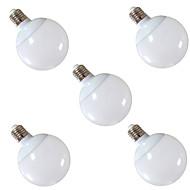 abordables Bombillas LED de Globo-5pcs 900 lm E26 / E27 Bombillas LED de Globo G95 30 Cuentas LED SMD 5630 Decorativa Blanco Cálido / Blanco Fresco 220-240 V / 5 piezas / Cañas / CCC