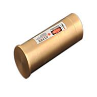 Χαμηλού Κόστους Γραφική Ύλη-lt έως 9mm βαθμονόμησης κόκκινο laser pointer (1MW, 650nm, 4xag13, χακί)
