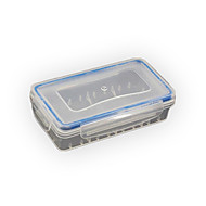 caja de almacenamiento impermeable protectora para 18650