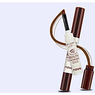 お買い得  -Single Colored アイブロウ スキンバーム 1 pcs ウエット / マット / ミネラル 防水 / 長持続性 / ナチュラル 目 化粧 化粧品
