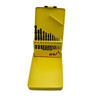 お買い得  -ステンレス鋼ツイストドリルセット再び獲得するツール13pcs