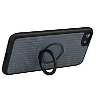 Za Prsten držač Θήκη Kućište Θήκη Linije / valovi Tvrdo Silikon za Apple iPhone 7 Plus iPhone 7