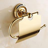 Βάση για χαρτί τουαλέτας / Χρυσαφί Σύγχρονο