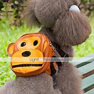 お買い得  -犬 バックパック 犬用ウェア カートゥン ファブリック コスチューム ペット用 男性用 女性用 キュート