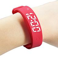 Недорогие Браслеты и трекеры для активного образа жизни-Smart Bracelet Смарт-браслетЗащита от влаги Длительное время ожидания Израсходовано калорий Педометры Спорт будильник Регистрация