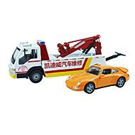 لعبة سيارات ألعاب سيارة الحفريات سيارة الاسعاف ألعاب قابل للسحب شاحنة ABS بلاستيك معدن كلاسيكي & خالد أنيقة & حديثة قطع صبيان فتيات