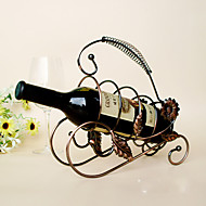 Vinreoler Støbejern,22*15*34CM Vin Tilbehør