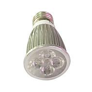 halpa Kasvivalaisimet-450-550 lm E14 E27 Kasvavat valonheittimet 5 ledit Teho-LED Punainen Sininen AC 85-265V