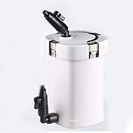 Akwaria Filtry Oszczędność energii Plastik 220V