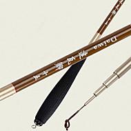 お買い得  釣り竿-釣り竿 テレスピンロッド 炭素鋼 360 cm 一般的な釣り 4 セクション ロッド 穏健派(M) 重(H)