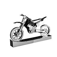 お買い得  おもちゃ & ホビーアクセサリー-3Dパズル / ジグソーパズル / メタルパズル モト / 有名建造物 クリエイティブ / 調度品 / DIY グラマラス・ドラマチック / ファッション / 高品質 オートバイ 男の子 ギフト