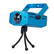 abordables Luces LED Para Escenarios-U'King Luces LED de Escenario Portátil / Fácil Instalación / Activada por Sonido Blanco Fresco / Rojo / Azul / 1 pieza / Control Remoto / Cañas / CE / CCC