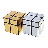 お買い得  -ルービックキューブ Shengshou エイリアン 鏡キューブ 2*2*2 スムーズなスピードキューブ マジックキューブ パズルキューブ ギフト クラシック・タイムレス 女の子
