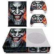 お買い得  -B-SKIN XBOX ONE  S PS / 2 ステッカー 用途 Xbox One S 、 アイデアジュェリー ステッカー PVC 2 pcs 単位