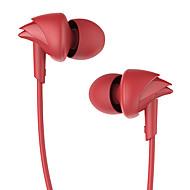 uiisii c200 stereokuulokelähtö söpö nappikuulokkeet mikrofonilla for iPhone 5/6 / 6s samsung huawei Xiaomi lg ipad tabletti mp3-soitin