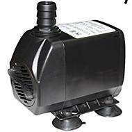 أحواض السمك مضخات المياه توفير الطاقة غير سام و بدون طعم بلاستيك AC 100-240V