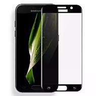 お買い得  Samsung 用スクリーンプロテクター-スクリーンプロテクター Samsung Galaxy のために A3(2017) 強化ガラス 1枚 フルボディプロテクター 硬度9H ハイディフィニション(HD)