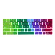 halpa -xskn® englanti värikäs silikoninäppäimistö ihon ja touchbar suojelija 2016 uusin MacBook Pro 13,3 / 15,4 kosketusnäytöllä bar verkkokalvon