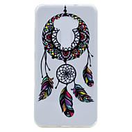 voordelige Mobiele telefoonhoesjes-hoesje Voor Asus Transparant Patroon Achterkant Dromenvanger Zacht TPU voor Asus Zenfone 3 ZE520KL (5.2) Asus ZenFone 3 (ZE552KL)(5.5)