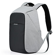 zaini di business laptop backpack17 pollici multifunzione poliestere insacca il viaggio casuale impermeabile
