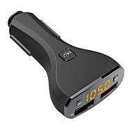 Зарядное устройство и аксессуары Автомобиль USB зарядное гнездо Другое 2 USB порта Только зарядное устройство Автомобиль 5V/2,4A