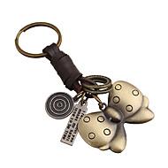 preiswerte Spielzeuge & Spiele-Schlüsselanhänger Schlüsselanhänger Schmetterling Metal Retro 1 pcs Stücke Unisex Geschenk
