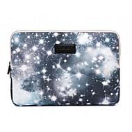 olcso MacBook védőburkok, védőhuzatok, táskák-érintőképernyős bar MacBook Pro 13.3 / 15.4 MacBook Air 11,6 / 13,3 MacBook Pro 13.3 / 15.4 titokzatos csillagos ég kialakítás ütésálló
