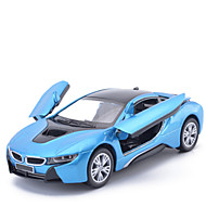 Véhicules à Friction Arrière Voitures de jouet Camion Jouets Simulation Automatique Cheval Alliage de métal Métal Pièces Unisexe Cadeau
