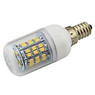 4W E12 LED Corn Lights T 48 SMD 2835 380 lm Warm White Cold White K Decorative V