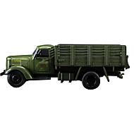 Gegoten voertuigen Terugtrekvoertuigen Speelgoedauto's Truck Speeltjes Automatisch Vrachtwagen Metaallegering Metaal Klassiek & Tijdloos