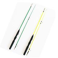 フライフィッシング用ロッド ペン型釣り竿 釣り竿 サーフロッド 硬質プラスチック FRP 135 cm 海釣り 穴釣り 5 セクション 釣り竿 + リール ファースト(F) 重(H) 不可視