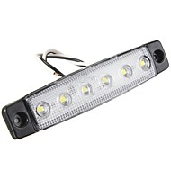 abordables Luces de Exterior para Coche-1 Pieza Coche Bombillas 0.5W 50-99lm LED las luces exteriores