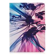 Varten Korttikotelo Lomapkko Tuella Flip Kuvio Etui Kokonaan peittävä Etui Liukuvärjätty Kova Tekonahka varten AppleiPad Pro 9.7 '' iPad