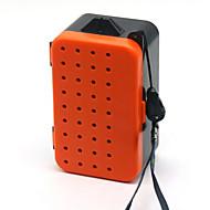 お買い得  釣り用アクセサリー-タックルボックス ルアーボックス 多機能 2 トレイ 硬質プラスチック 10*49 cm*6