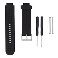 cheap Watch Bands for Garmin-Watch Band for Forerunner 735 / Forerunner 630 / Forerunner 620 Garmin Sport Band Silicone Wrist Strap / Forerunner 235 / Forerunner 230 / Forerunner 220