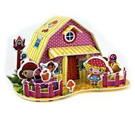 preiswerte Spielzeuge & Spiele-Puzzles 3D - Puzzle Bausteine Spielzeug zum Selbermachen Quadratisch