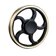 Trottole / Spinner mano Alta velocità / per Killing Time / Stress e ansia di soccorso Spinner dell'anello Metallico Classico Pezzi Da ragazza Per bambini / Per adulto Regalo