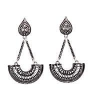 Dråpeøreringer Mote Vintage Bohem Stil Euro-Amerikansk Legering Smykker Sølv Smykker Til Bryllup Fest Daglig Avslappet 1 par