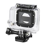 お買い得  スポーツカメラ & GoPro 用アクセサリー-保護ケース 防水ハウジング ケース 防水 ために アクションカメラ Gopro 3 プラスチック ABS