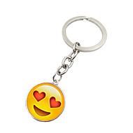 お買い得  おもちゃ & ホビーアクセサリー-Key Chain Key Chain メタル 1 pcs 小品 男女兼用 ギフト