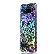Недорогие Чехлы и кейсы для Galaxy S8 Plus-Кейс для Назначение SSamsung Galaxy S8 Plus S8 Покрытие Полупрозрачный С узором Задняя крышка Пейзаж Мягкий TPU для S8 S8 Plus S7 edge S7