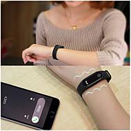 DZIECIĘCE Dziecięce Dla par Sportowy Inteligentny zegarek Modny Zegarek na nadgarstek Zegarek na bransoletce Na codzień LED Chronograf