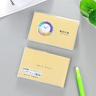 preiswerte Schreibwaren-Kreative Notebooks Papier Gummi 20 1