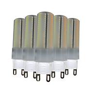 tanie Żarówki LED bi-pin-6W G9 Żarówki LED bi-pin T 136 Diody lED SMD 3014 Przysłonięcia Dekoracyjna Ciepła biel Naturalna biel Biały 500-600lm