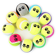 cheap Cat Toys-Ball Chew Toy Tennis Ball Sponge For Dog Toy