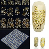 1 Nail Art Sticker  3D Nail Stickers Makeup Cosmetic Nail Art Design