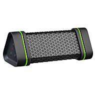 tanie Głośniki-Obuwie turystyczne Wodoodporny Stereo Bluetooth 2.0 3,5 mm AUX Bezprzewodowe głośniki Bluetooth Black