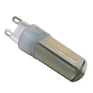 voordelige 2-pins LED-lampen-ywxlight® dimbare 6w g9 led bi-pin lichten 136smd3014 500-600lm warm wit natuurlijk wit wit 2800/4000 / 6000k 110v / 220v
