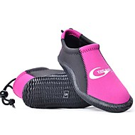 billige Sportstøj-Korte gummistøvler Unisex Hurtig Tørre Slidsikkert Neopren PU Dykning